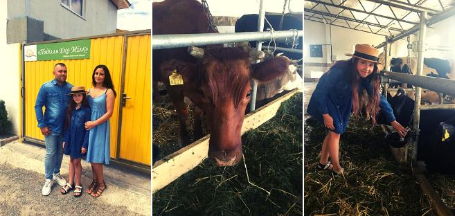 В ОТГ на Тернопільщині відкрили показову сімейну ферму