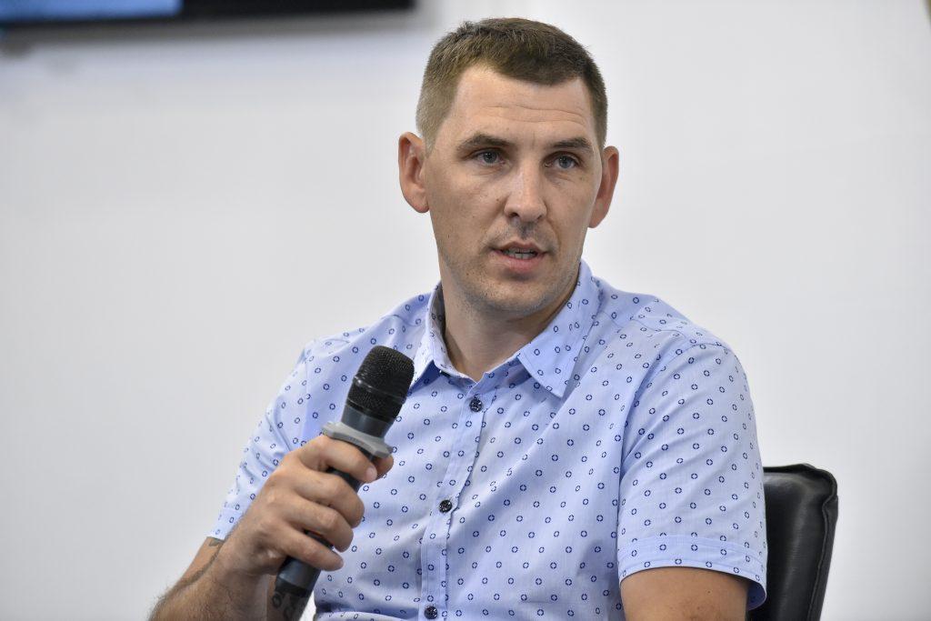 Олександр Маслюков, голова Компаніївської ОТГ