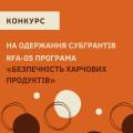 Пост в Инстаграм с цитатой на английском языке с оранжевым фоном и абстрактной графикой