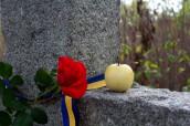 Хрест жертвам каральної акції будьонівців