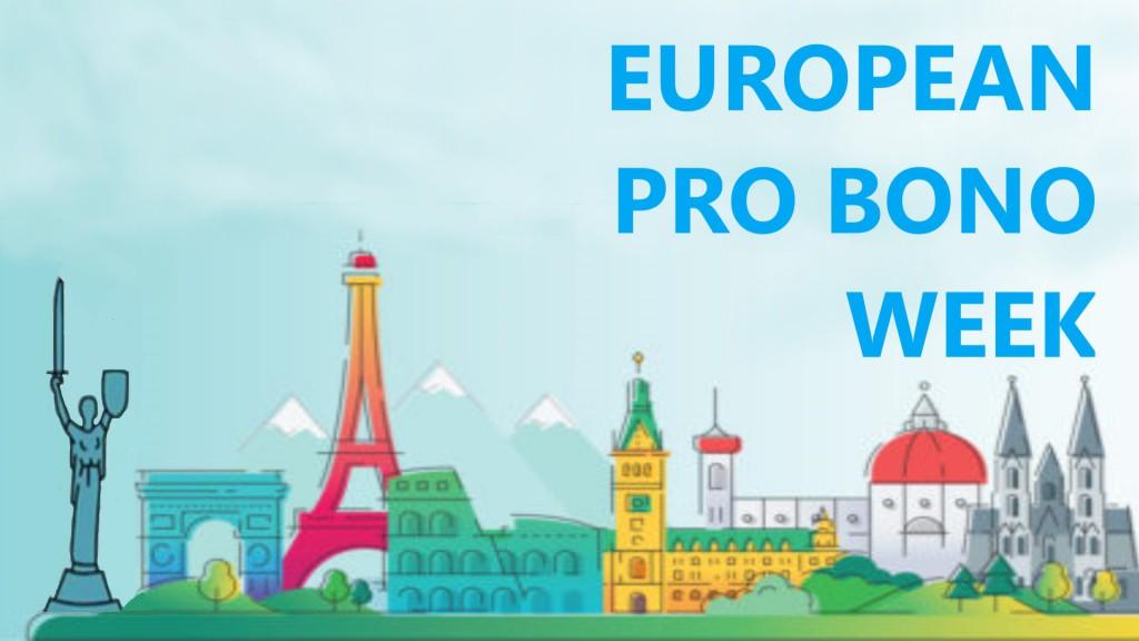 European Pro Bono Week in Kyiv 2020