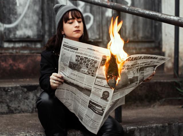 медіа змі газета журналістика