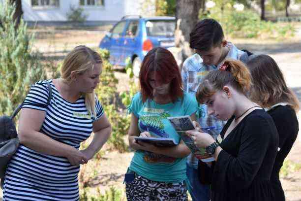 Процес картування молодіжного простору