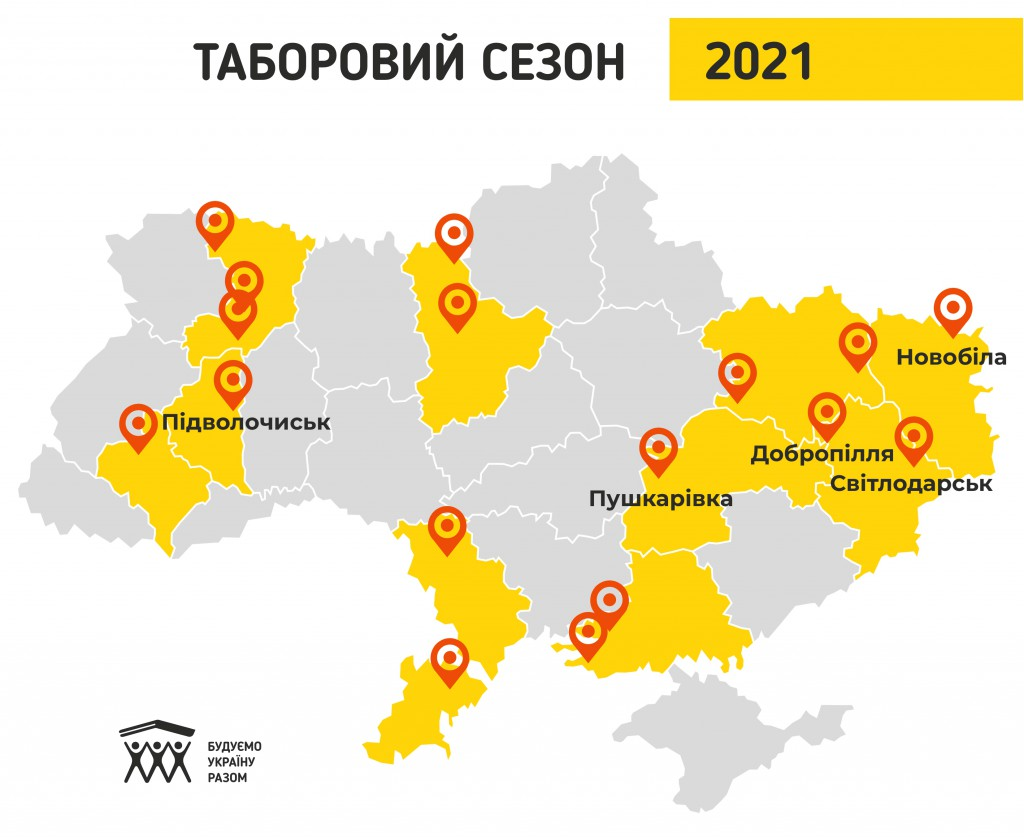 Таборовий сезон 2021
