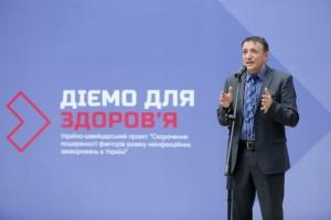 Доктор Джума Худоназаров, керівник проєкту «Діємо для здоров'я»-min