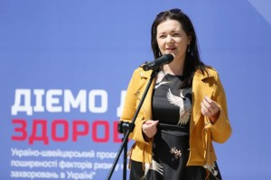 Марта Мельник, державна експертка МОЗ України-min