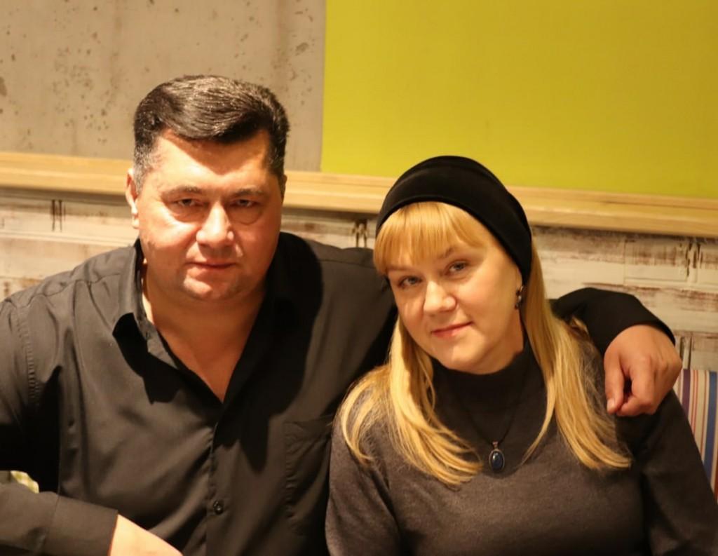 Батьки Тараса.