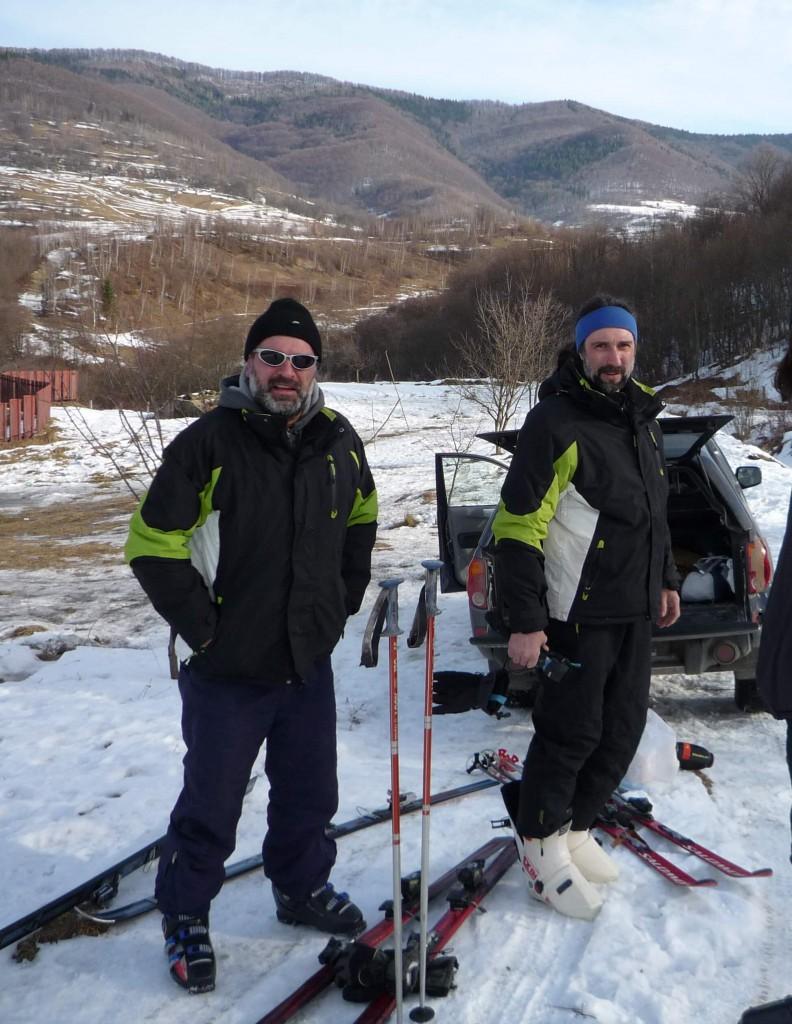 Сергій та Юрій Вербицькі.
