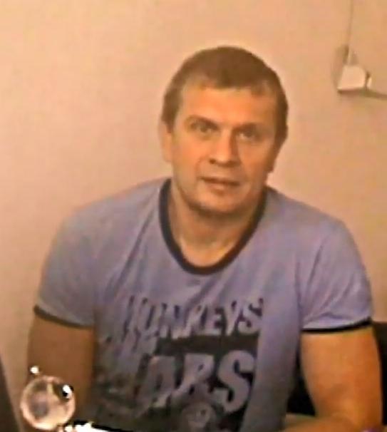 Олексій Чеботарьов. Скріншот з відео.