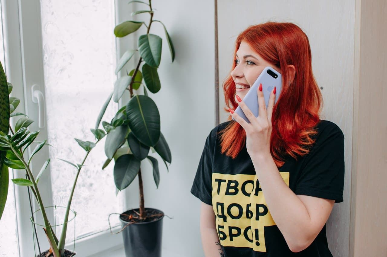 телефонний друг-1